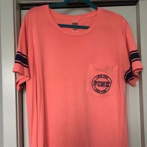 Salmon PINK T-Shirt